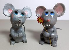 mice woodcarving pattern