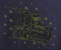 printing press t-shirt   ========================== #printing #printingpress #printingpresstshirt #gutenberg #gutenbergpress