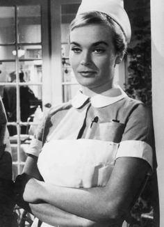 Shirley Eaton, Carry On Nurse.