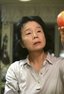 I'm celebrating Jeong-hie Yun, whose brilliant performance in Chang-dong Lee's film Poetry has me wondering how on earth she could have 189 film credits, lifetime achievement awards, etc. and I appear never to have seen her work.  This is shocking to me.  I clearly have a lot of film watching ahead of me!  Can't wait.  Day 30 - April 6, 2013