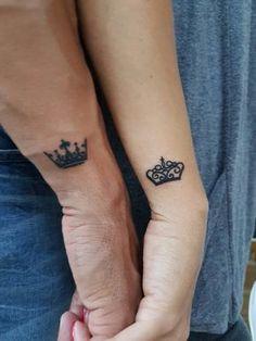King Queen tattoo                                                                                                                                                                                 Más