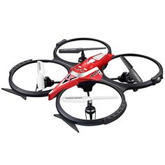 Holy Stone RC Drone 3D Flight OUTDOOR/INDOOR and 360 Flips 2.4GHz 6 Axis RC Quadcopter with HD Camera & 2G TF Card Holy Stone http://www.amazon.com/dp/B00MTAS1UA/ref=cm_sw_r_pi_dp_eIqxub09BMPP4