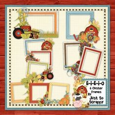 EIEIO Cluster Frames