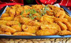 cartofi-in-crusta-de-malai-6 Meat Recipes, Baby Food Recipes, Vegetarian Recipes, Cooking Recipes, Healthy Recipes, Good Food, Yummy Food, Food Tasting, Delicious Dinner Recipes