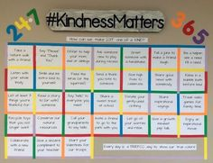 Kindness: The Writing's On The Wall | The Corner On Character | Bloglovin'