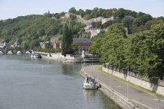 The ramparts of Namur.