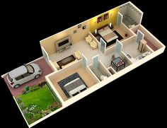 House Plans 600 Sq Ft India Home Ideas Picture House Pinterest