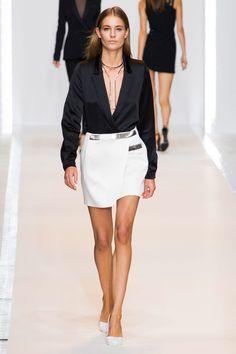 Thierry Mugler at Paris Fashion Week Spring 2015 - Runway Photos