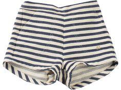 Bobo Choses High-waisted STRIPED Shorts