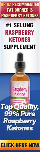 raspberry ketones banner