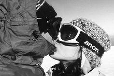 SNOWBOARD ❄ Kiss