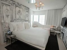 Miami | Philippe starck, Miami and Room