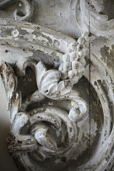 This chalky finish can be achieved with recipes and methods from FARRAGOZ ~ Online Courses in the Art of Patina.