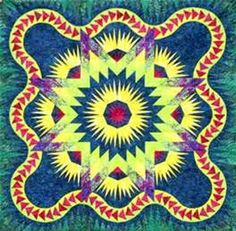 Judy Niemeyer Dragon Star Quilt Pattern - Bing images