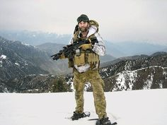 Jason Everman Special Forces ret., former guitarist for Nirvana and Soundgarden, pictured here in Kunar Province, Afghanistan. Everman's story was featured in the July 2nd issue of the New York Times Magazine       http://www.nytimes.com/2013/07/02/magazine/evermans-war.html?pagewanted=1&_r=4