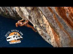 Petzl RocTrip 2014 #Ep6 - Olympos, Geyikbayiri, Citdibi - Turkey - YouTube