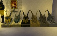 Mod The Sims - Egypt Relics 2