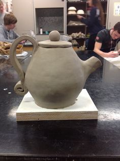 ceramics teapot pinchpot - Google Search