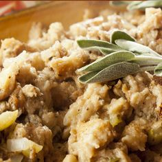 A Delicious recipe for homemade stuffing. This stuffing is a great addition to any holiday meal.. Homemade Stuffing Recipe from Grandmothers Kitchen.
