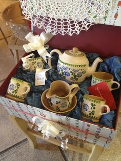 Nicholas Mosse Handcrafted Irish Table and Giftware Pottery. Kitchenware and Home Pottery. Pottery Patterns, Pottery Designs, Irish Pottery, Pattern Images, Pottery Making, Pottery Bowls, Tea Set, Wedding Gifts, Handmade