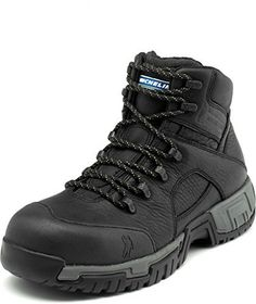 Michelin Men's Hydroedge Steel Toe Boots,Black,10.5 W - http://authenticboots.com/michelin-mens-hydroedge-steel-toe-bootsblack10-5-w/