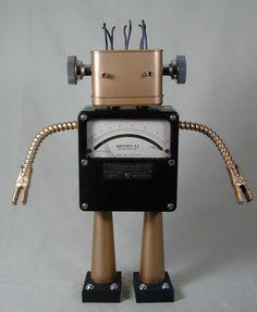 Sally Colby Robot