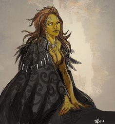Dionisia 1st draft by lamlok