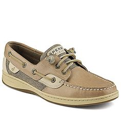 Sperry TopSider Ivyfish 3Eye Womens Boat Shoes #Dillards