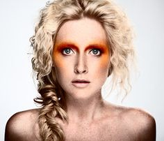 Phoenix eyes- Janelle | Make-up and Made-up By Kathleen Ty