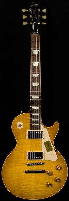 Gibson Custom Shop Historic Featherweight Wildwood Spec 1958 Les Paul Gloss Serial: 842287