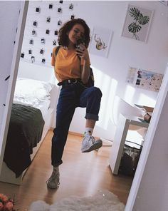 which is your favourite? do you personalise your clothes? Soft Grunge Outfits, Indie Outfits, Retro Outfits, Cute Casual Outfits, Vintage Outfits, Fashion Outfits, Edgy School Outfits, Soft Grunge Style, Soft Grunge Clothing