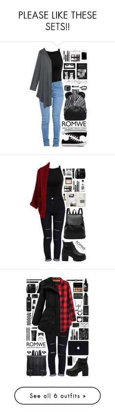 """PLEASE LIKE THESE SETS!!"" by scarlett-morwenna ❤ liked on Polyvore featuring Miss Selfridge, ZooShoo, Converse, Iosselliani, Monki, Aesop, Bobbi Brown Cosmetics, Aquaovo, NARS Cosmetics and MAKE UP FOR EVER"