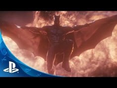 """Official Batman: Arkham Knight Announce Trailer - """"Father to Son"""" - YouTube"""