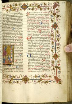 Breviary, MS M.200 fol. 164r - Images from Medieval and Renaissance Manuscripts - The Morgan Library & Museum