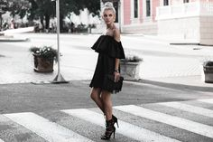 Kristina D. - Off shoulder dress 2016