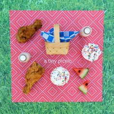 Have a TINY picnic w