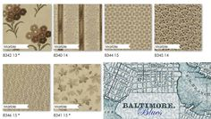 Barbara Brackman's MATERIAL CULTURE: Baltimore Blues: Moda Reproduction Prints