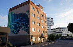 Les nouvelles Cavernes murales de l'Artiste Street Art allemand 1010 (7)