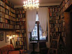 bookoasis:  Massolit Books, English-language bookstore in Kraków, Poland.