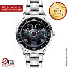 Mostrar detalhes para Relógio de pulso VOLANTE OTR 0003 CAR BMW