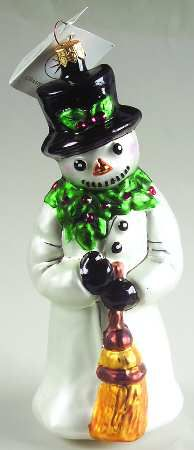 Christopher Radko1997 Christopher Radko Ornaments at Replacements, Ltd Piece Code: NB252  Piece Name: Holly Jolly - No Box  Style: 97-252-0  MSRP: $55.00  Was: $35.99  Discount: 6%    Our Price Each: $33.99