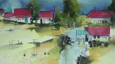 Démonstration landscape par Umberto Rossini
