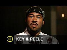 ▶ Key & Peele: Proud Thug - YouTube