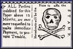 Stamp Act 1765 Stock Photos & Stamp Act 1765 Stock Images - Alamy