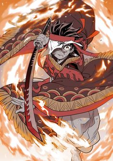 Anime Angel, Anime Demon, Manga Anime, Otaku Anime, Anime Art, Demon Slayer, Slayer Anime, Chinese Cartoon, Alien Concept Art