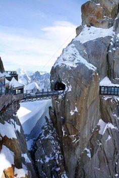 Aiguille du Midi, Chamonix-Mont-Blanc, Rhône-Alpes