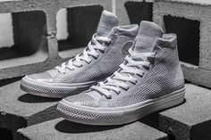 The Converse Chuck Taylor All Star x Nike Flyknit is the next step in a long line of innovation, reimagining the classic silhouette with modern technology.