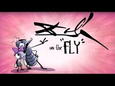 """Dali on the """"Fly"""" - YouTube Perfect Fun video for introducing Dali to Elementary"""