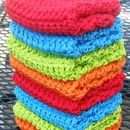 Crochet Washcloths / Dishcloths: How To Crochet A Washcloth