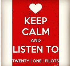 Keep calm |-/